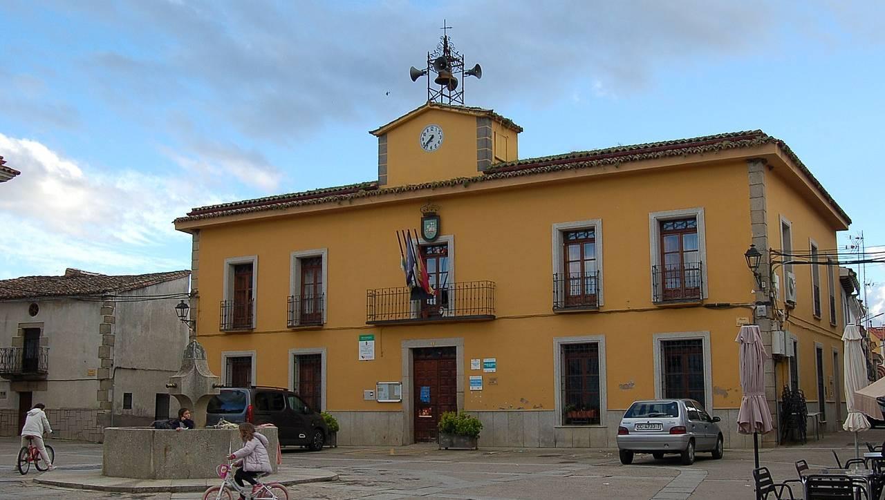 Santibáñez el Bajo