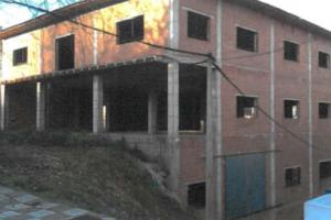 Edificio Construido sin terminar