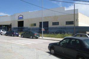 Nave Industrial-Cáceres-Capellanías